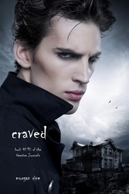 Craved (Book #10 in the Vampire Journals) - copertina