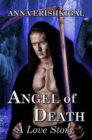 Angel of Death: A Love Story - copertina