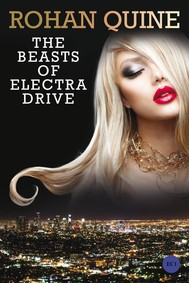 The Beasts of Electra Drive - copertina