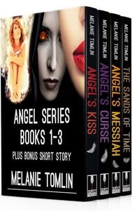 Angel Series Books 1-3 Boxed Set - copertina