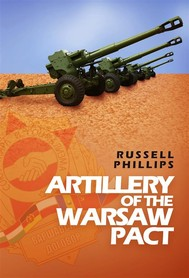 Artillery of the Warsaw Pact - copertina