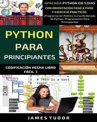 Python Para Principiantes - Librerie.coop