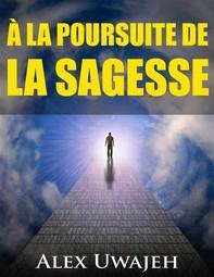 À La Poursuite De La Sagesse - Librerie.coop