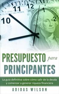 Presupuesto Para Principantes - Librerie.coop