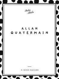 Allan Quatermain - Librerie.coop