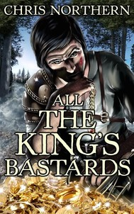 All The King's Bastards - copertina
