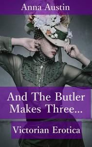 And The Butler Makes Three - copertina