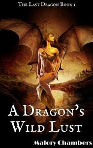 A Dragon's Wild Lust - copertina