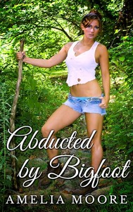 Abducted By Bigfoot - copertina