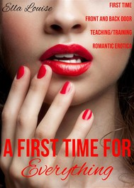 A First Time For Everything - copertina