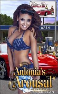 Antonia's Arousal - copertina