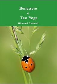 Benessere e Tao Yoga - copertina