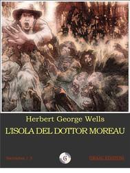 L'isola del Dottor Moreau - copertina