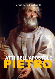 Atti dell'Apostolo Pietro - copertina