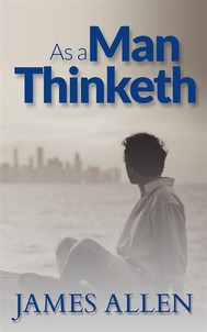 As a Man Thinketh - copertina