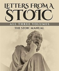 Letters from a Stoic: All Three Volumes - copertina