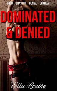 Dominated & Denied - copertina