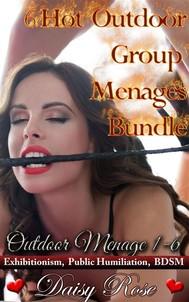 6 Hot Outdoor Group Menages Bundle - copertina