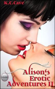 Alison's Erotic Adventures II - copertina