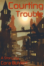 Courting Trouble - copertina