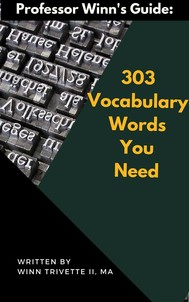 303 Vocabulary Words You Need - copertina