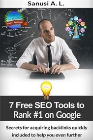 7 Free SEO Tools to Rank Number 1 on Google - copertina