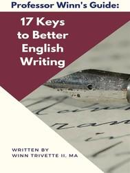 17 Keys to Better English Writing - copertina