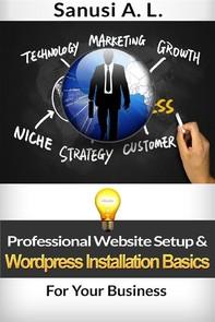 Professional Website Setup & Wordpress Installation Basics for Your Business - Librerie.coop