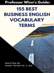 155 Best Business English Vocabulary Terms - copertina