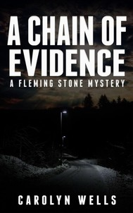 A Chain of Evidence – A Fleming Stone Mystery   - copertina