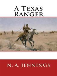 A Texas Ranger - copertina