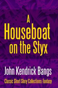 A House-Boat on the Styx - copertina