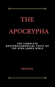 Apocrypha, King James Version   - copertina