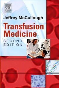 Transfusion Medicine E-Book - Librerie.coop