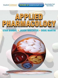Applied Pharmacology E-Book - copertina