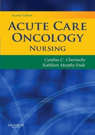 Acute Care Oncology Nursing E-Book - copertina