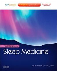 Fundamentals of Sleep Medicine E-Book - Librerie.coop
