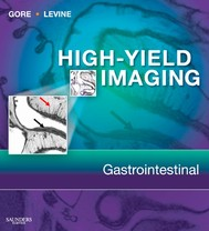 High Yield Imaging Gastrointestinal E-Book - copertina