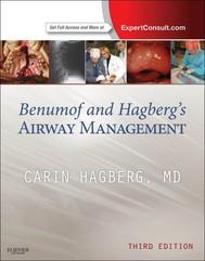 Benumof and Hagberg's Airway Management E-Book - copertina