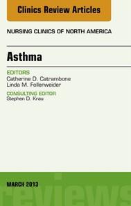 Asthma, An Issue of Nursing Clinics, E-Book - copertina