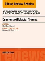 Craniomaxillofacial Trauma, An Issue of Atlas of the Oral and Maxillofacial Surgery Clinics, E-Book - copertina