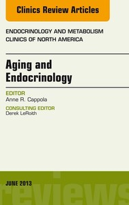 Aging and Endocrinology, An Issue of Endocrinology and Metabolism Clinics, E-Book - copertina