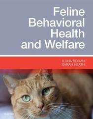 Feline Behavioral Health and Welfare - E-Book - copertina