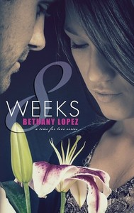 8 Weeks (Time for Love, book 1) - copertina