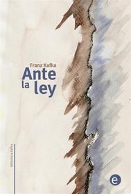 Ante la ley - copertina