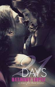 21 Days (Time for Love, book 2) - copertina