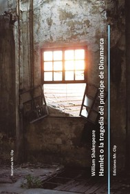 Hamlet o la tragedia del Príncipe de Dinamarca - copertina