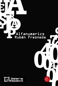 Alfanumerics - copertina