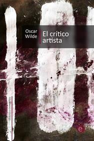 El crítico artista - copertina