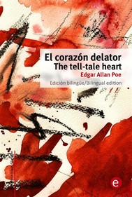 El corazón delator/The tell-tale heart - copertina